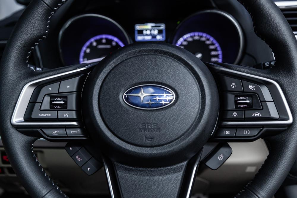 Suburu Steering Wheel